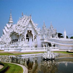 Wat Rong Khun (Chùa trắng)