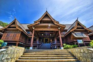 Bảo tàng cung điện vương quốc Melaka
