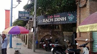 Cafe Bạch Dinh Vũng Tàu