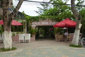 Cafe Khúc Ban Chiều Trà Vinh