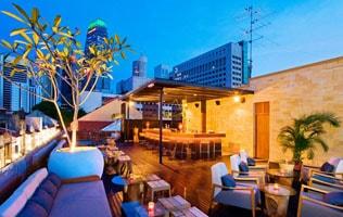 Cafe La Terraza Singapore