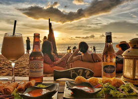 Cafe Ocsen Beach Bar Club Phú Quốc