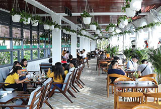 Cafe The Bush Bạc Liêu