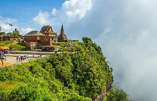 Cao nguyên Bokor Kampot