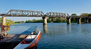 Cầu sông Kwai Kanchanaburi