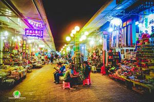 Chợ Cũ (Old Market) Siem Reap