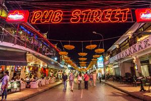 Chợ đêm Angkor Siem Reap