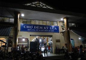 Chợ đêm Kỳ Lừa Lạng Sơn