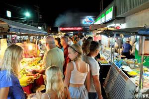 Chợ đêm Lamai