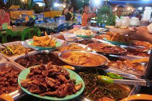 Chợ đêm Langkawi