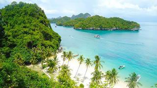 Công viên Angthong National Marine Park