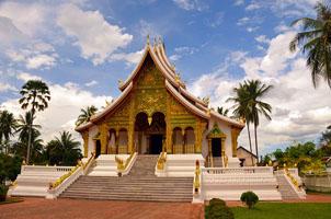 Cung điện hoàng gia Luang Prabang