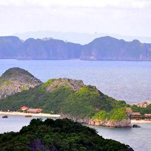 Đảo Khỉ (Đảo Cát Dứa)
