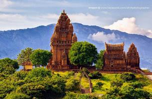 Di tích tháp Po Klong Garai