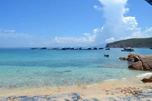Hòn Khô (Biển Nhơn Hải)