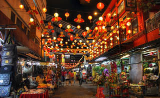 Khu Chinatown Kuala Lumpur