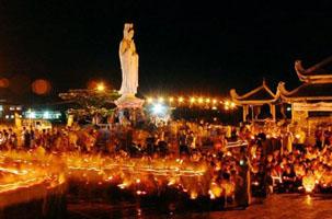 Khu du lịch Quán âm Phật Đài Bạc Liêu