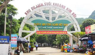 Khu du lịch suối khoáng Kim Bôi
