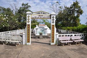 Khu lăng mộ Phan Thanh Giản Bến Tre