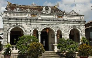Nhà cổ Cầu Kè Trà Vinh