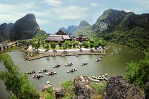 Tràng An - Di sản văn hóa và thiên nhiên thế giới