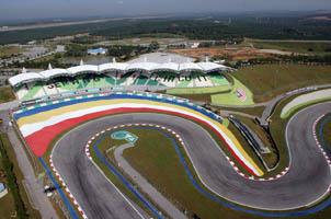 Trường đua Sepang Circuit
