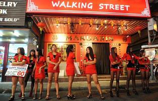 Walking Street - Phố đi bộ Pattaya